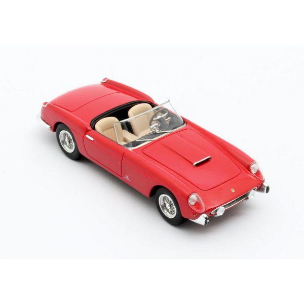 Matrix MX40604-071 Ferrari 250GT Cabriolet Series 1 Pininfarina Red 1957