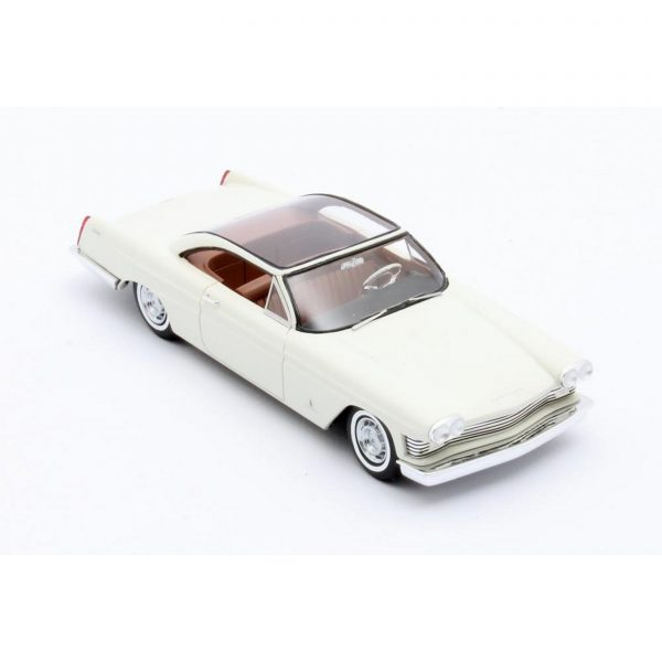 Matrix MX50301-051 Cadillac Starlight Coupe Pininfarina White 1959