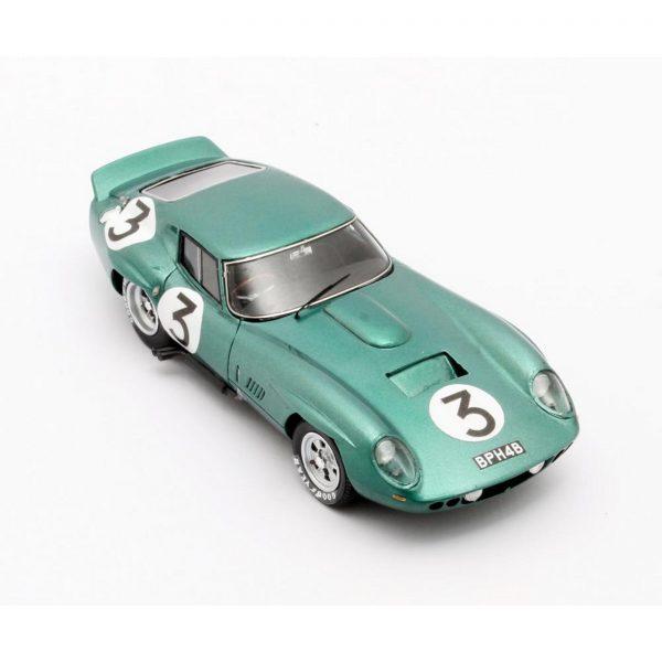 Matrix MXR50101-012 AC A98 Coupe RN#3 Le Mans Green 1964