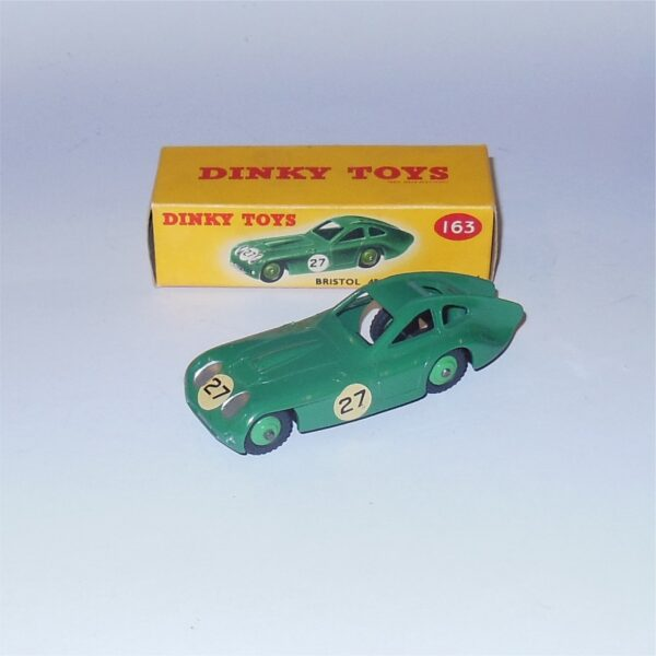 Dinky Toys Bristol 450 Sports Coupe Racing Car