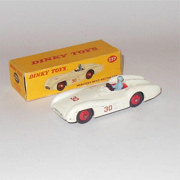 Dinky Toys 237 Mercedes Benz Racing Car