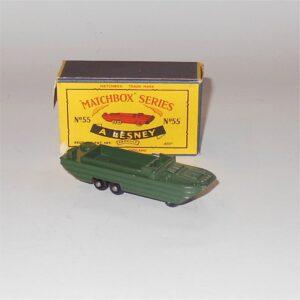 Matchbox Lesney 55a DUKW Amphibian