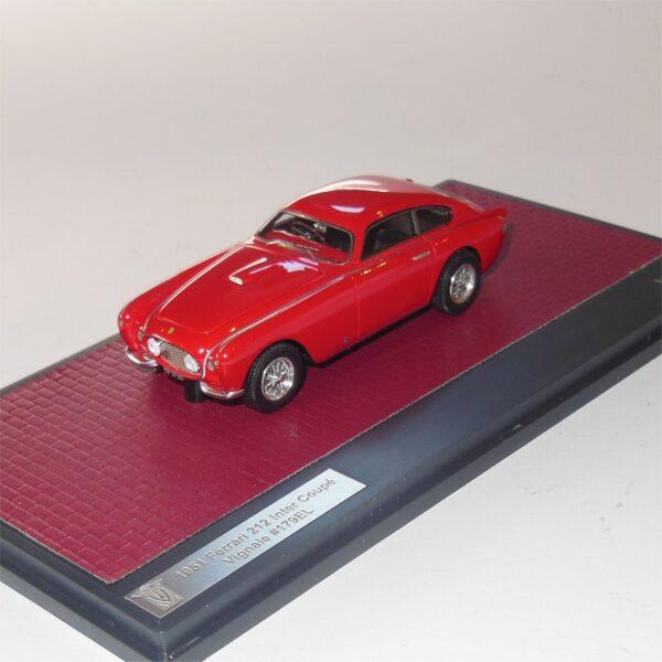 Matrix MX40604-012 Ferrari 212 Inter Vignale Coupe 1951
