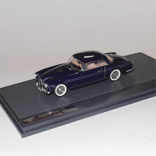 Matrix MX50105-041 Alvis TC108G Coupe 1957 Blue