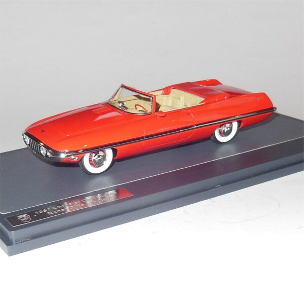 Matrix MX40303-031 Chrysler Dart Diablo Exner Ghia Concept 1957 Red