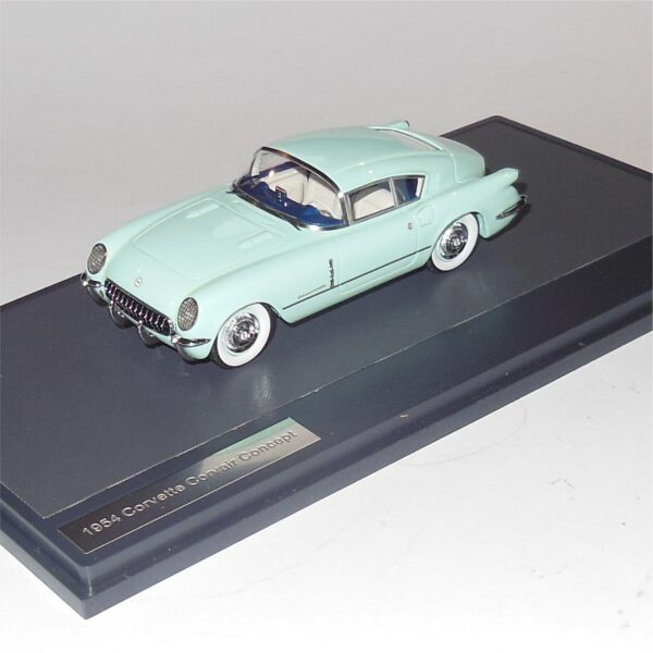 Matrix MX20302-091 Chevrolet Corvette Corvair Concept 1954 Green