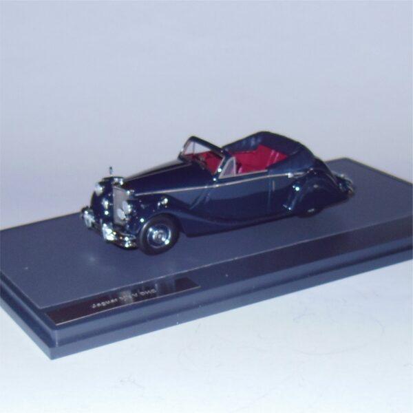 Matrix MX11001-011 Jaguar MK-V DHC 1948 Blue