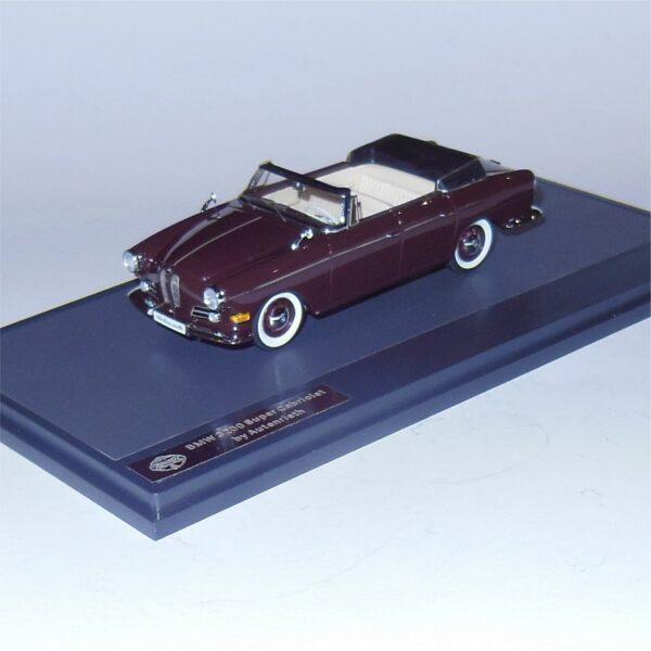 Matrix MX40202-071 BMW 3200 Super Cabriolet Autenrieth 1959 Brown