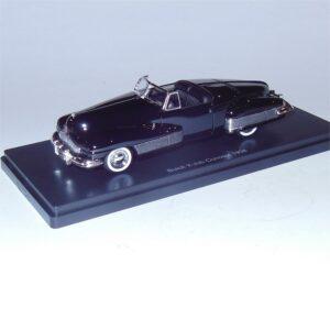 Neo 43435 Buick Y-Job Concept 1938 Black