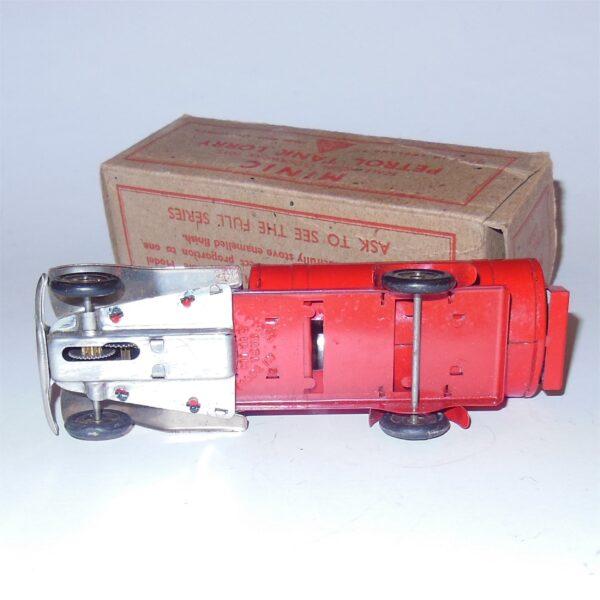 Triang Minic 15M Clockwork Petrol Tank Lorry