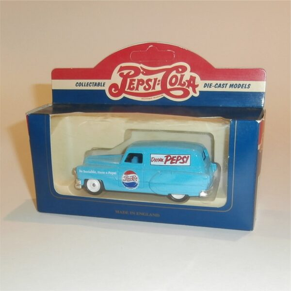 Lledo Days Gone 61004 1953 Pontiac Delivery Van Pepsi Cola