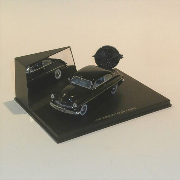 Eagle Collectibles 1550 1949 Mercury Club Coupe Black