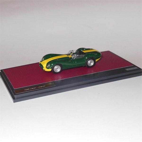 Matrix MX41001-021 Lister Jaguar 1958