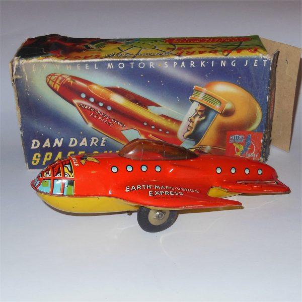 Mettoy 8230 Dan Dare Space Ship Eagle