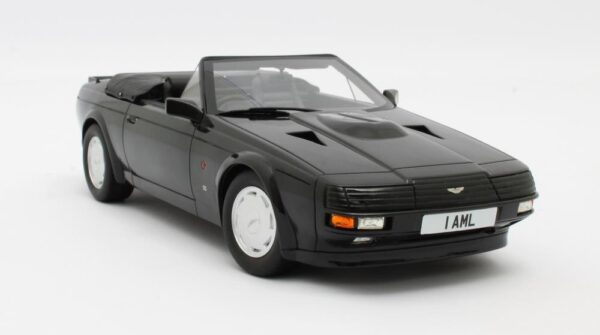 Cult Models Aston Martin Zagato Spyder Black 1987