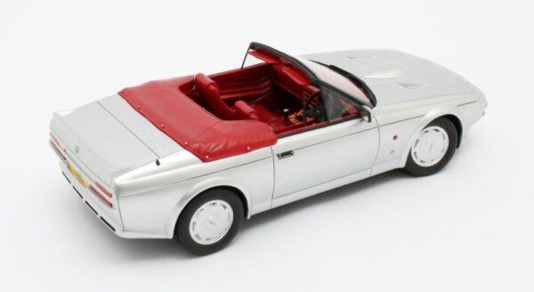 Cult Models Aston Martin Zagato Spyder Silver 1987