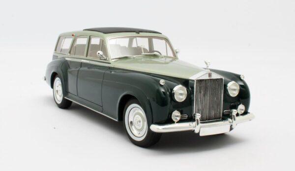 Cult Models Rolls Royce Harold Radford SC Estate Green 1959