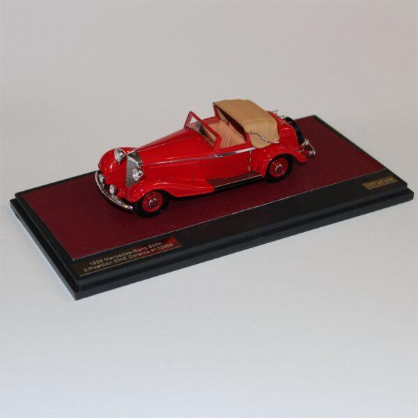 Matrix MX41302-151 Mercedes-Benz 500K Corsica Open Coupe 1935 Red