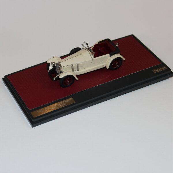 Matrix MX40906-011 Invicta 4.5 Litre S-Type Tourer Open White 1931