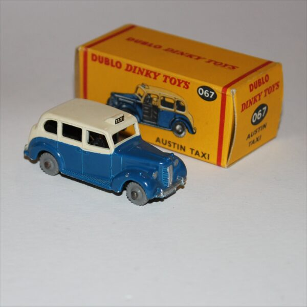 Dinky Toys 067 Dublo Meccano Austin Taxi