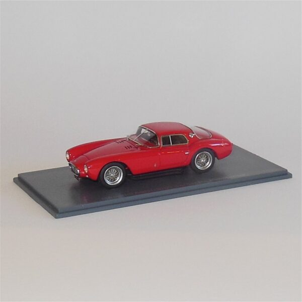 Neo Scale Models Maserati A6GCS 1953 Berlinetta Pininfarina Coupe Red 45662
