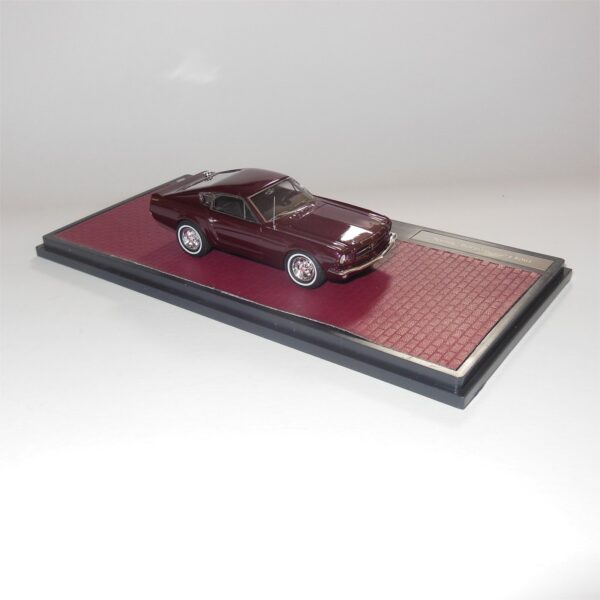 Matrix Model MX50603-011 Ford Mustang Shorty 1964 Red