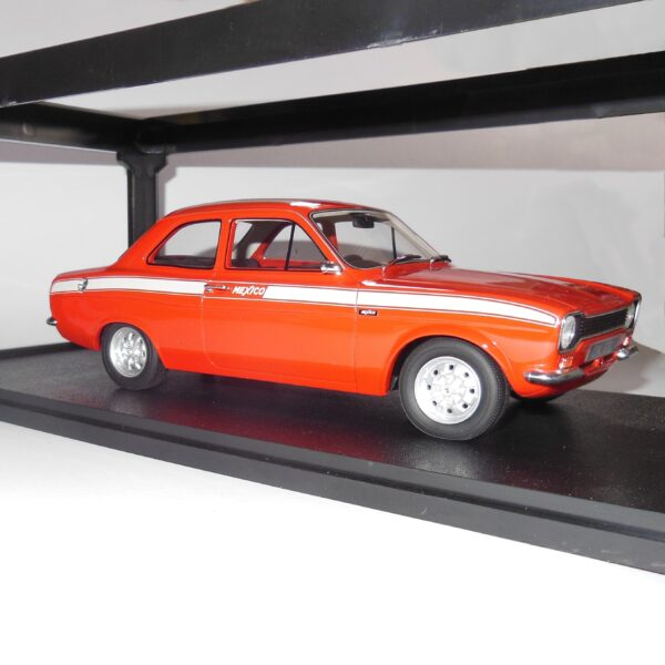 Cult Models CML063-1 Ford Escort Mk1 Mexico 1973 Red