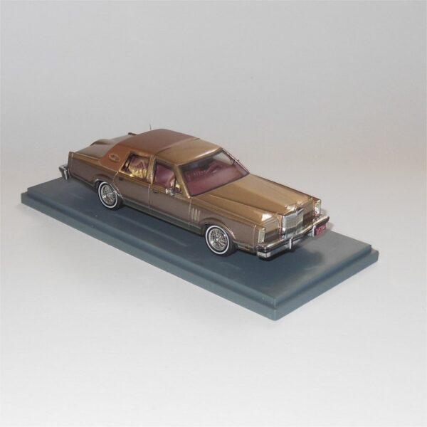 Neo Model 43540 Lincoln Mark VI Brown Tan
