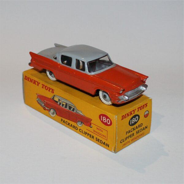 Dinky Toys 180 Packard Clipper Sedan