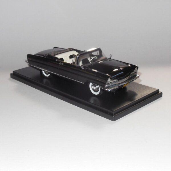 Neo Model 46065 Lincoln Premier Convertible 1956 Black