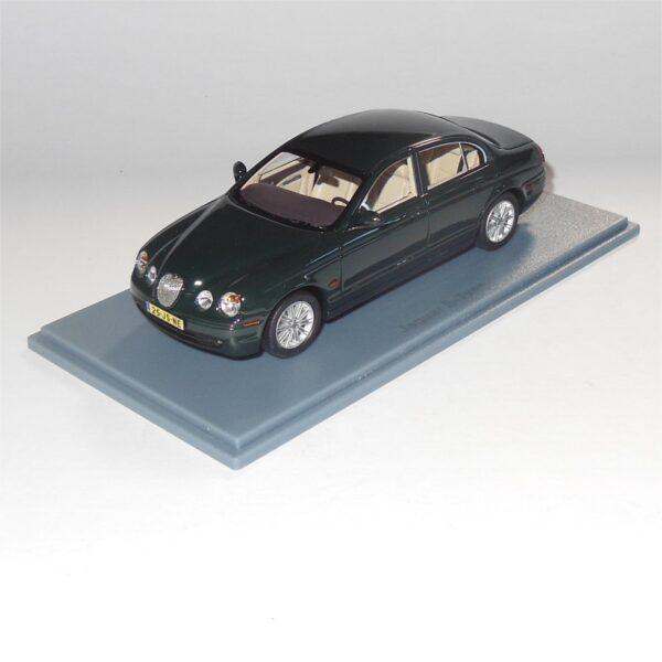 Neo Model 46225 Jaguar S Type Black