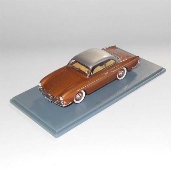 Neo Model 46205 Beutler Coupe 1957 Silver Brown
