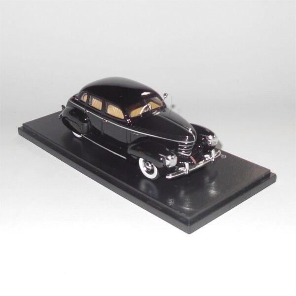 Neo Model 46565 Graham 97 Supercharger Four Door Sedan 1939 Black
