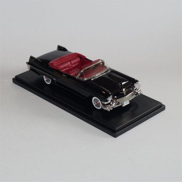 Neo Model 49542 Cadillac Series 62 Convertible 1957 Black