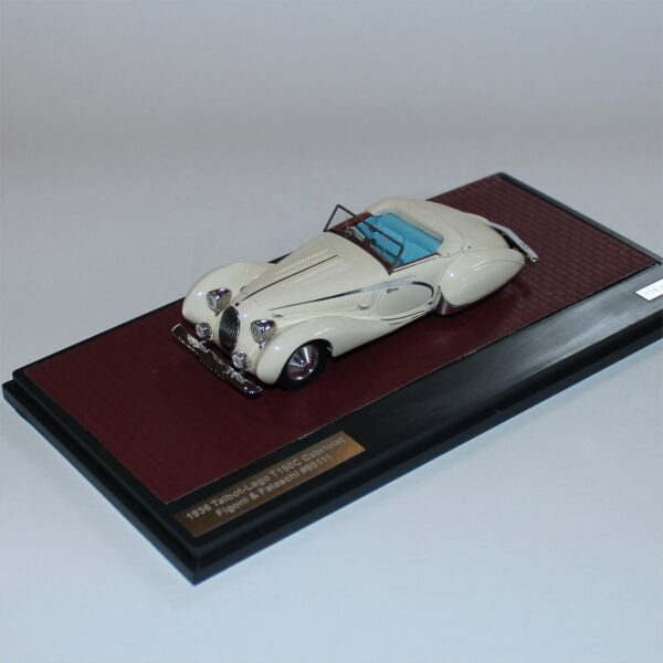 Matrix MX41904-031 Talbot Lago T150C Cabriolet Figoni & Falaschi 90111 Open 1936 White