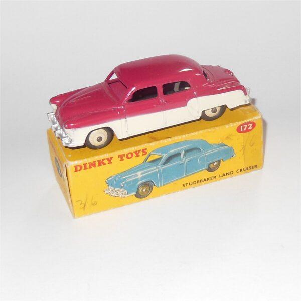 Dinky Toys 172 Studebaker Land Cruiser