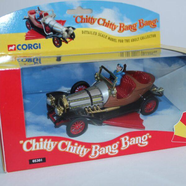 Corgi Toys Chitty Chitty Bang Bang car with Driver #05301