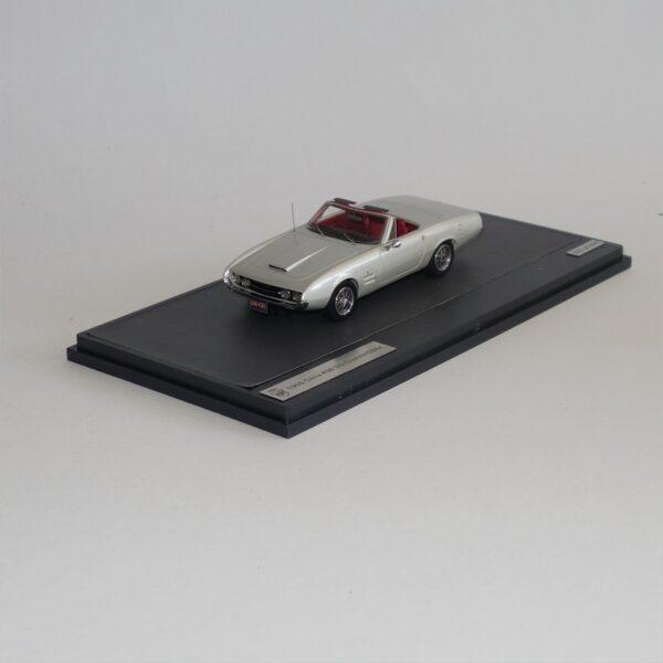 Matrix 10701-031 1956 Ghia 450 SS Convertible Silver