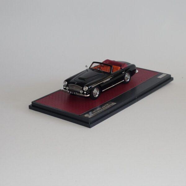 Matrix 51904-021 Talbot Lago T26 Stabilimente Farina Cabriolet 1951 Black Maroon