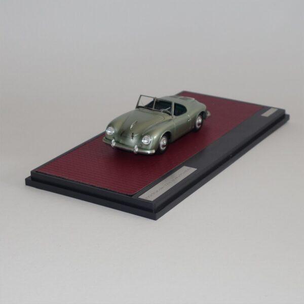 Matrix 41607-071 Porsche 356 America Roadster 1952 Green Metallic