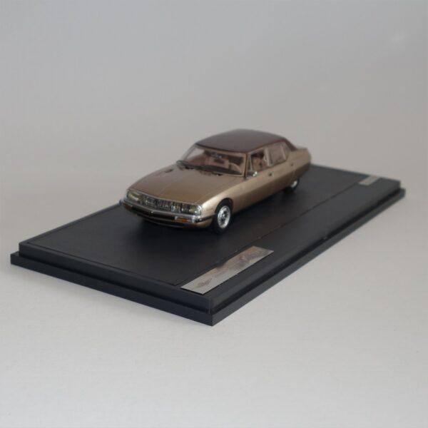 Matrix 10304-011 Henri Chapman SM Opera 1971 Gold Metallic