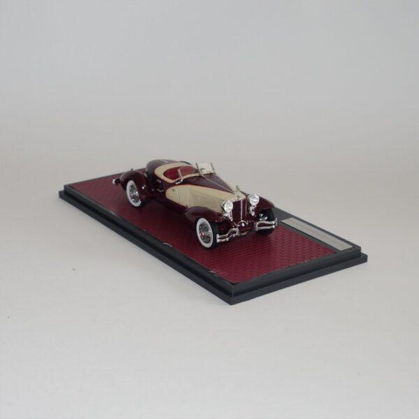 Matrix 50307-021 Cord L 29 Speedster LaGrande 1931 Cream Red