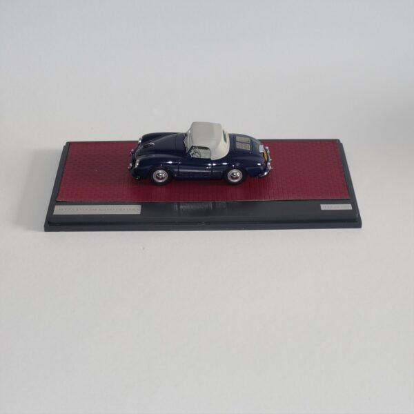 Matrix 41607-072 Porsche 356 America Roadster 1952 Blue