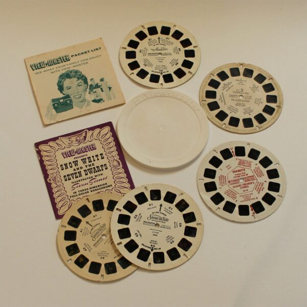 View-Master Assorted Pieces Spares