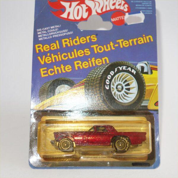 Mattel HotWheels 1957 TBird