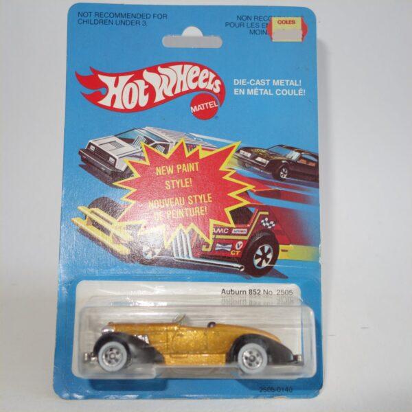 Mattel HotWheels 2505 Auburn 852