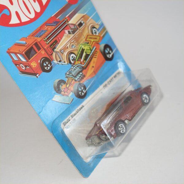 Mattel HotWheels No1126 Stutz Blackhawke
