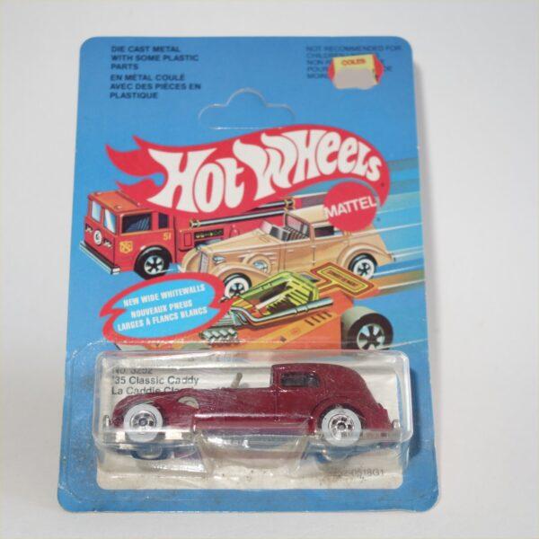 Mattel HotWheels No3252 Classic Caddy 1935