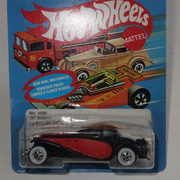 Mattel HotWheels No1696 Bugatti 1937