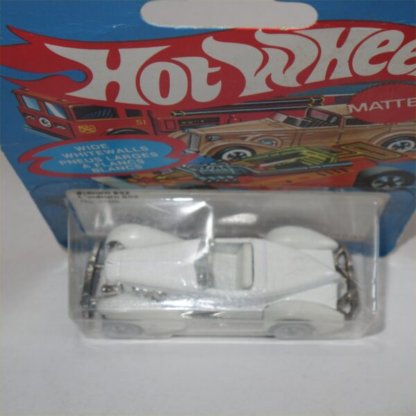 Mattel HotWheels No2505-0518G2 Auburn 852